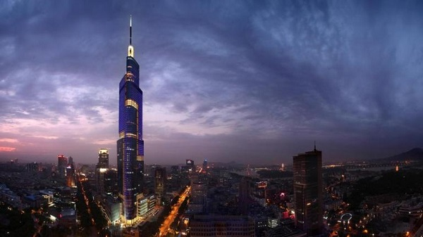 Китай -небоскрёб