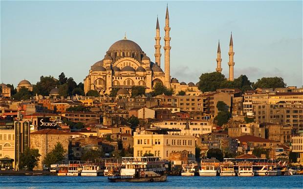 Стамбул—самые большие города Европы