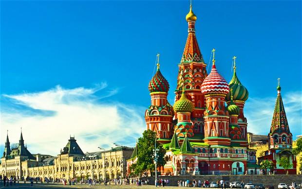 Москва—самые большие города Европы