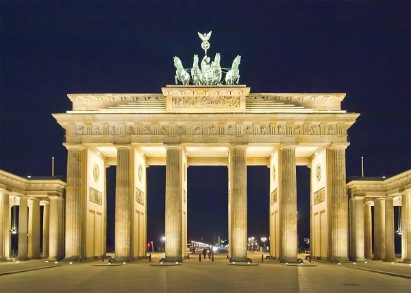 Берлин—самые большие города Европы