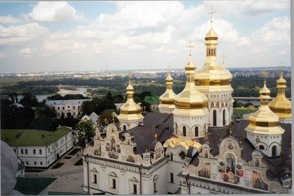 Киев—самые большие города Европы