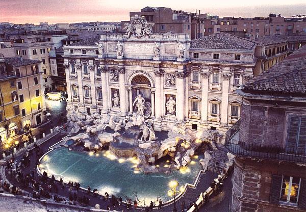Рим—самые большие города Европы
