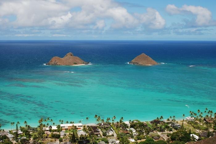 пляжи на Гавайях