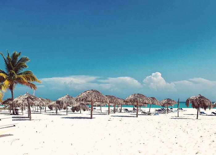 Куба- пляжи