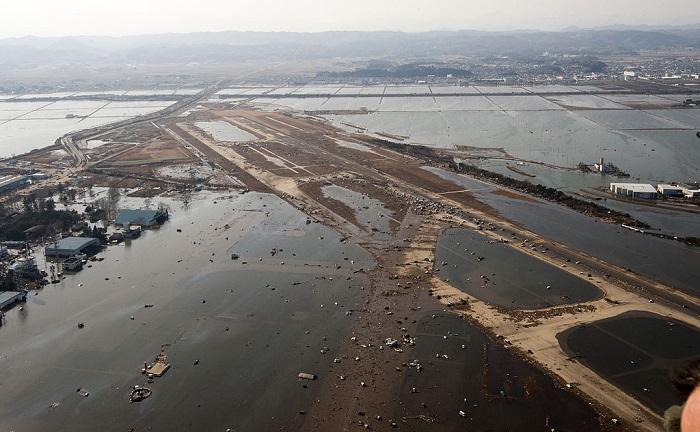 Аэропорт Сендай в Японии