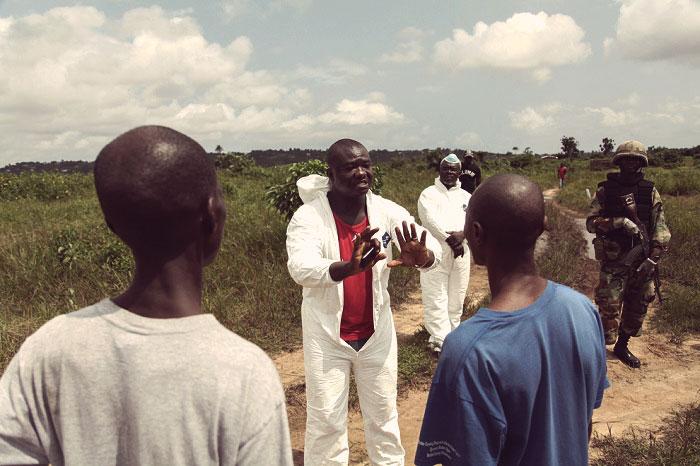 Смертельный вирус в Африке