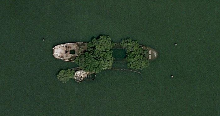 интересные фото Гугл Земля