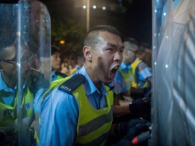 Гонконг. Протесты