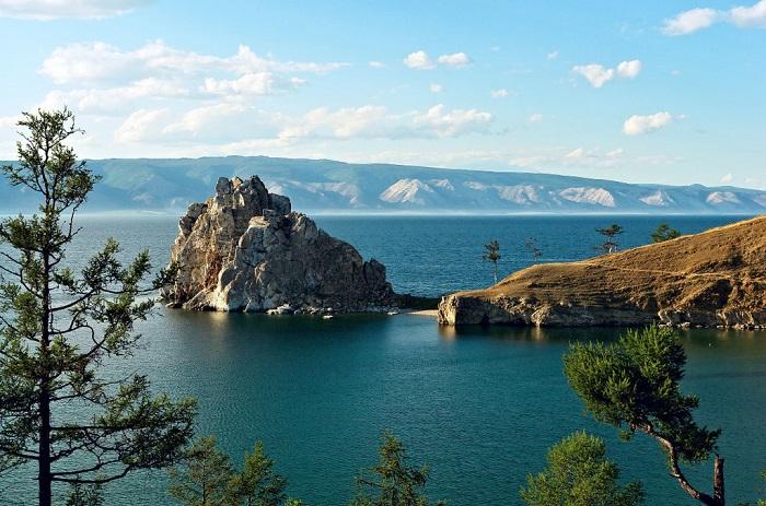 Байкал, Шаманка