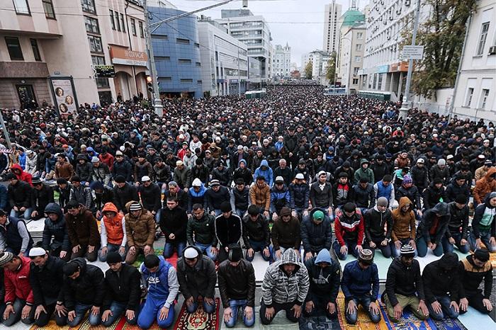 Ислам в Москве