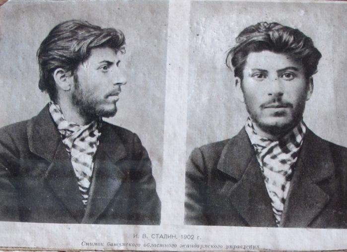 Иосиф Сталин в молодости