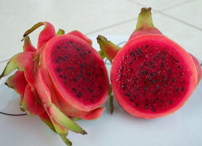 Фото Фруктов Тайланда—Dragon fruit