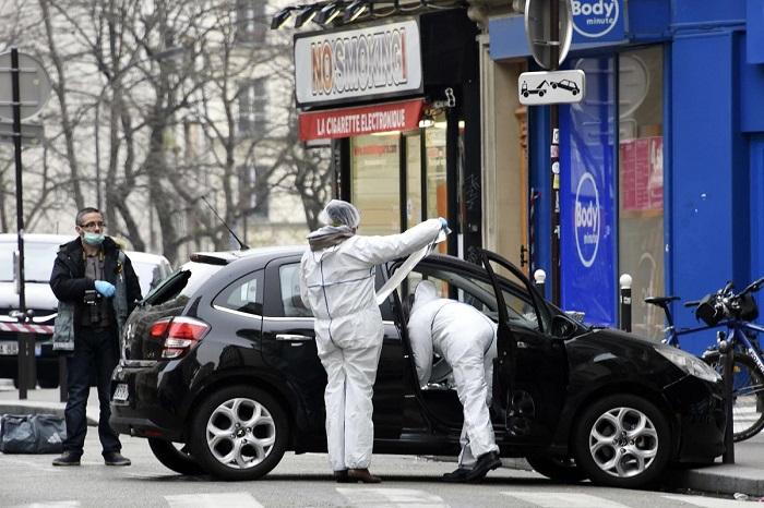 Столкновение вооруженных исламистов с полицейскими