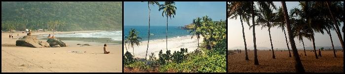 Самые красивые пляжи Южного Гоа