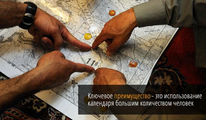 Гугл календарь для планирования