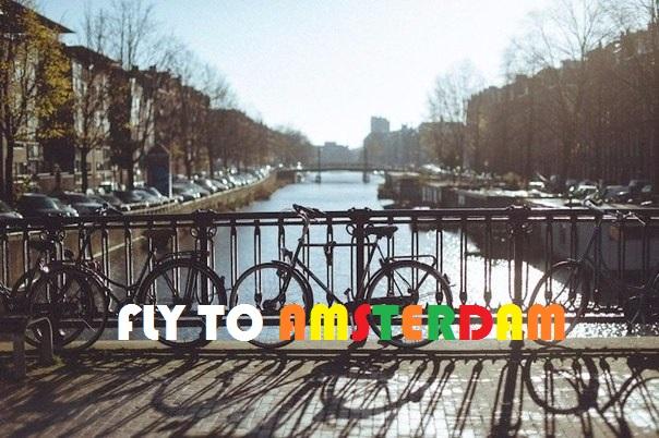 Летим в Амстердам