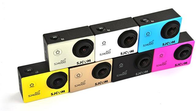 камера SJCAM 4000