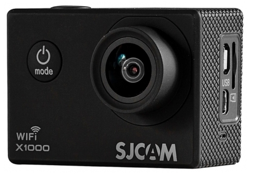 Экшн камера SJCAM X1000 с Wi-Fi