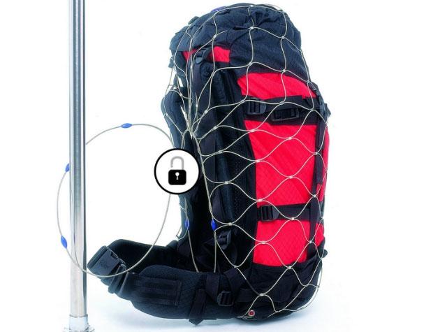 сетка для защиты рюкзака