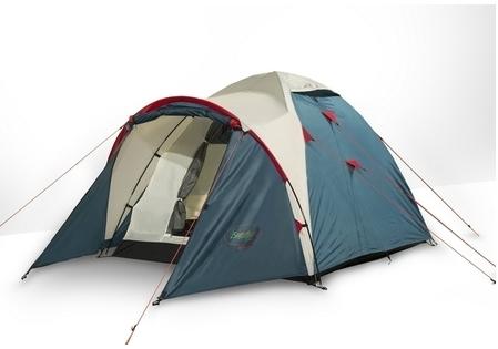 Палатка с тамбуром Canadian Camper Karibu