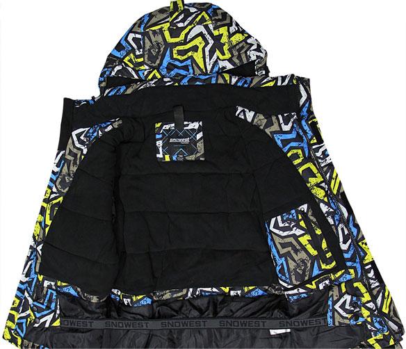 горнолыжная куртка Snowest
