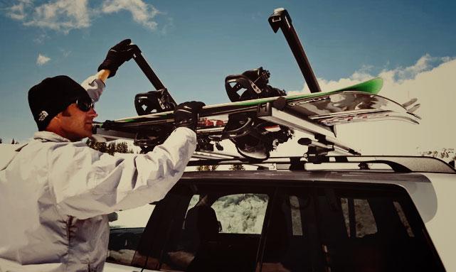 Багажник для лыж Thule Xtender