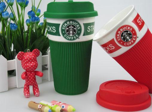 картонные стаканчики с пластиковой крышкой