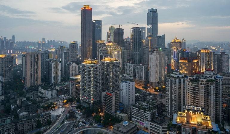Чунцин - крупнейший город в мире