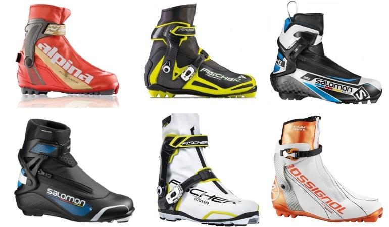 ботинки для конькового хода