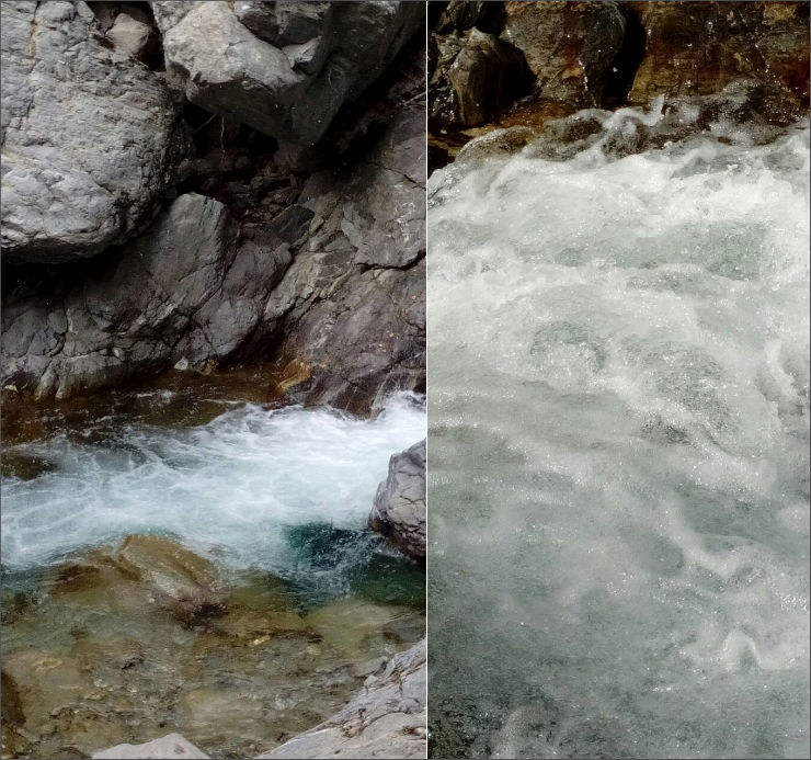 Горная река Кынгырга, Тункинская долина