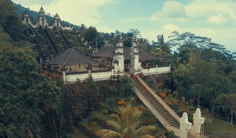 Место силы на Бали