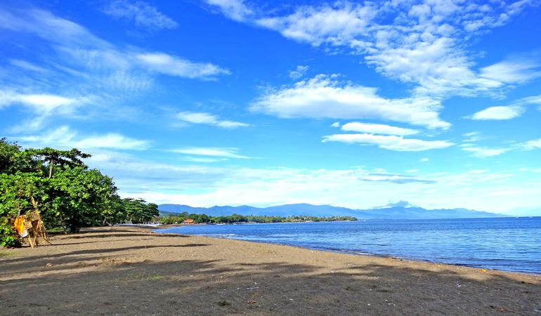 Пляжи Северного Бали